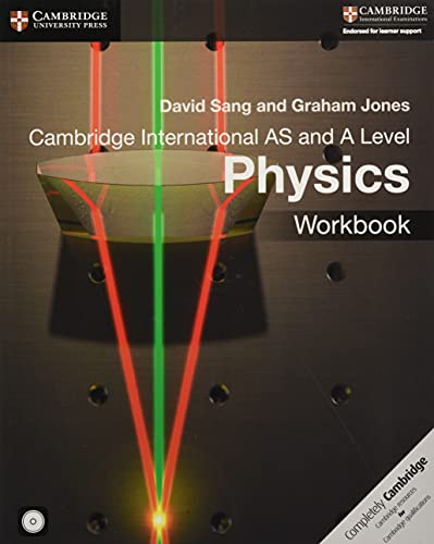 Cambridge International As And A Level Physics Workbook With Cd Rom Cambridge International Examinations