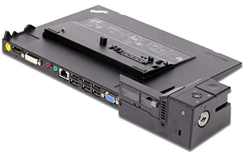 Lenovo Dockingstation 4337 für ThinkPad L412 - L420 - L430 - L512 - L520 - L530 - L412 - T400s - T410 - T410s - T420 - T420s - T430 - T430s - T510 - T520 - T530 - W510 - W520 - W530 - X220 - X230
