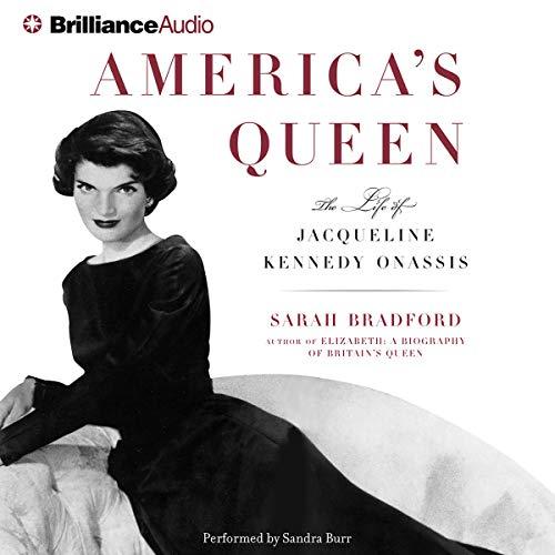 America's Queen audiobook cover art