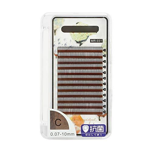 Faux Cils - greffer de Faux Cils Volume Faux Cils Maquillage Cils Extension Tool (MR-031) (Taille : 10mm)