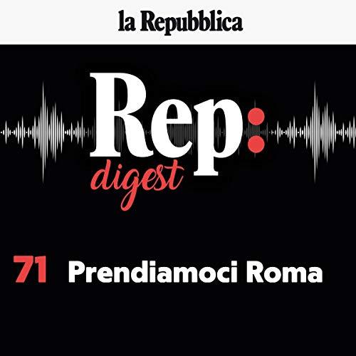 Prendiamoci Roma copertina