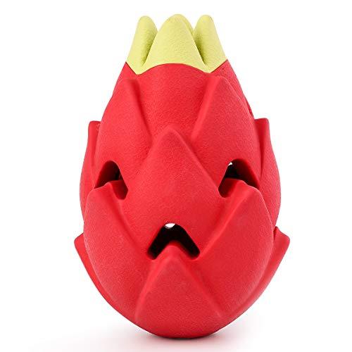 Beewarm Hundespielzeug für mittlere Hunde Hündchen Geburtstagsgeschenk Drachenfruchtspielzeug Vermeiden von Hunden Langeweile Angst Hund Kauspielzeug …