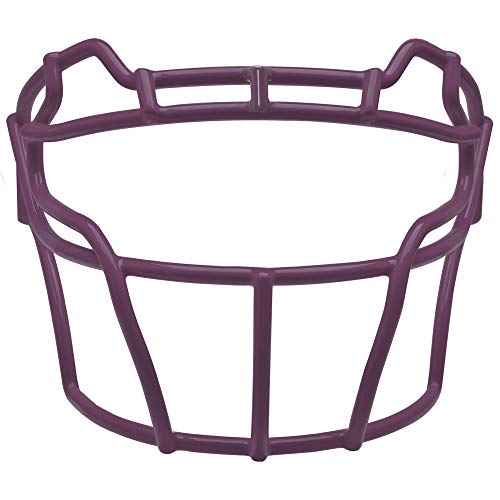 Schutt Sports VTEGOP Titanium Vengeance Varsity Football Faceguard, Cardinal