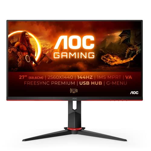 Aoc International -  Aoc Gaming Q27G2U -