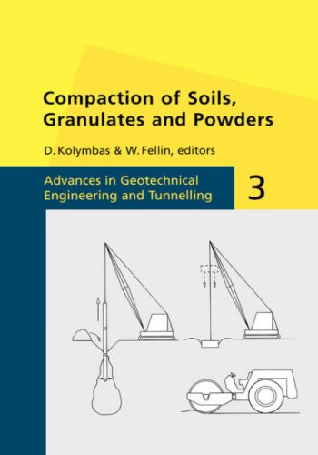 Compaction of Soils, Granulates and Powders