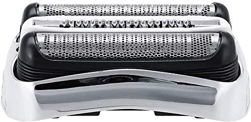 Fayeille Maquinilla Eléctrica Aluminio Cortador Recambio Cabeza para Braun 32S 21B -...