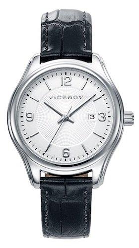 Viceroy Reloj Multiesfera para Mujer de Cuarzo con Correa en Cuero 40924-05