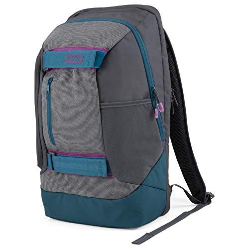 AEVOR Bookpack - ergonomischer Rucksack, 26 Liter, Laptopfach, Skate Board Tragesystem - Echo Purple - Lila