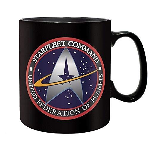 ABYstyle - STAR TREK - Tasse - 460 ml - Befehl der Sternenflotte