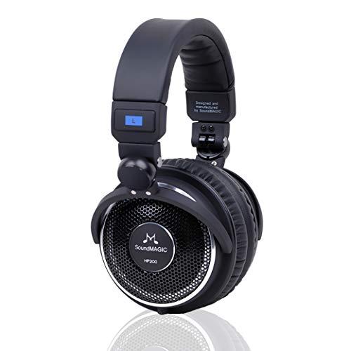 SoundMAGIC HP200 Open Back Headphones
