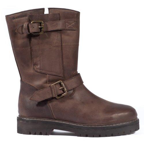 BOSS ORANGE Schuh URBOS Farbe Dark Brown GR 43