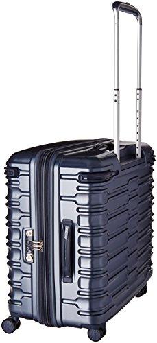 Samsonite Stryde Hardside Glider Luggage, Blue Slate, Checked-Large 25-Inch