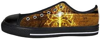 Custom Art Tree Mens Classic High Top Canvas Shoes Fashion Sneaker
