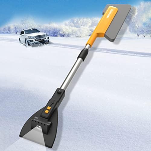 Urisgo Schneebürsten, LED-Schneebesen...