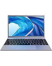 KUU XBOOK-M Laptop 14,1 Zoll, 8GB RAM 256GB SSD,Inter Celeron J4005 ultradünnes Notebook PC, Windows 10 Ultrabook PC mit USB 3.0 und Blueetooth 4.2, IPS FHD-Bildschirm