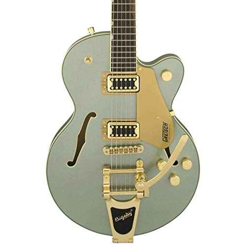 Gretsch G5655TG Electromatic® Center Block Jr. Single-Cut with Bigsby® Aspen Green