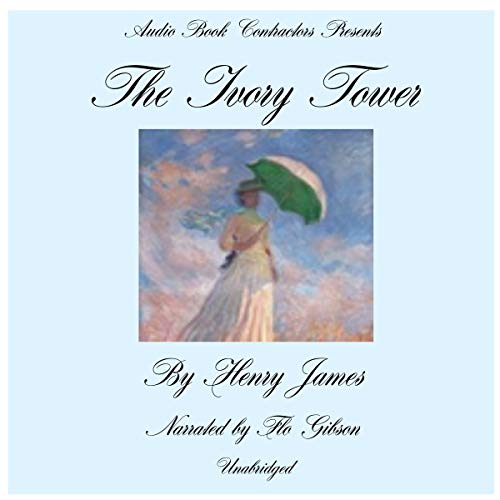 The Ivory Tower audiobook cover art