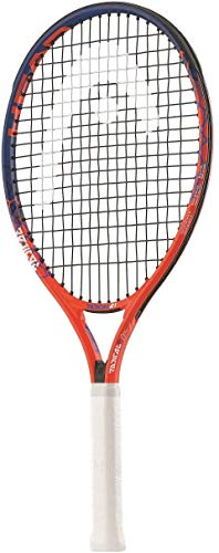 HEAD Kinder Tennisschläger Radical, Schwarz/Orange, 21