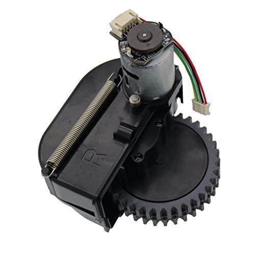 41yl515PUZL. SL500  - FLAMEER Rueda Giratoria Accesorios para Aspiradoras Piezas de Repuestos Trabaja con para ILIFE V3s Pro V5s Pro - Rueda Derecha