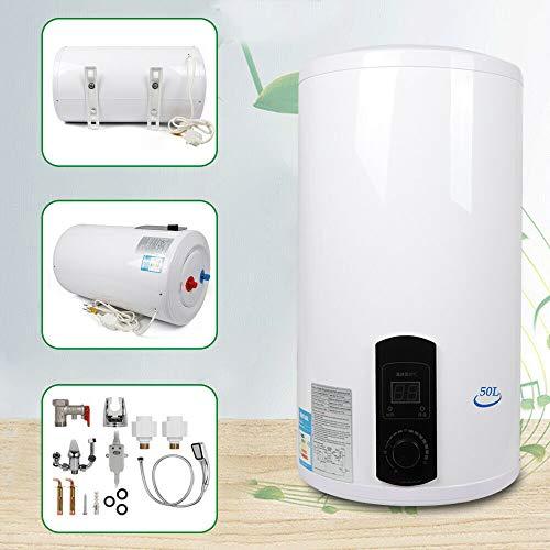 Calentador de agua eléctrico, 2 kW, calentador de agua eléctrico, 120 L,...