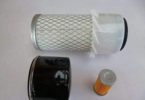 Filtersatz Iseki TU | TX
