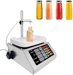 Automatic Liquid Filler Machine Pure Liquid Bottle Filler Machine for Beverage/Liquor/Vinegar/Milk/Perfum(1-50ml)110/240V
