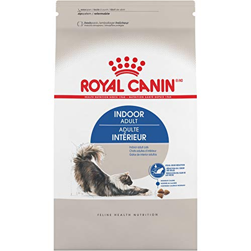 Royal Canin Indoor Adult Dry Cat Food, 15 lb.