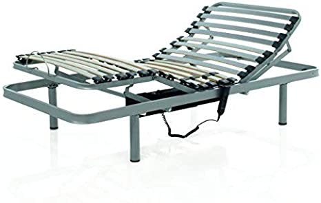 LA WEB DEL COLCHON Cama Articulada Confort 90x190 cms.