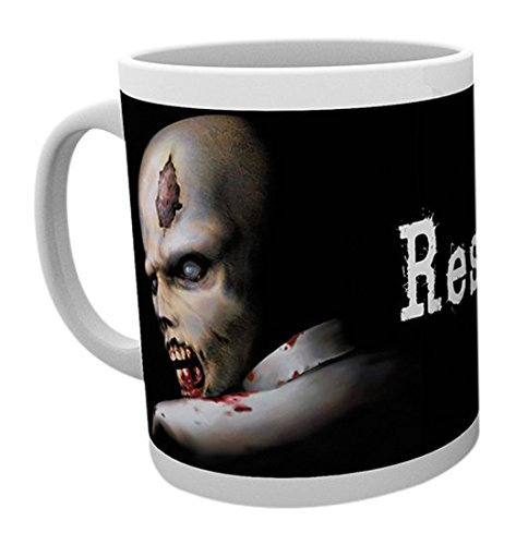 GB Eye Ltd Tasse, Motiv Resident Evil, Zombie, Holz, 15 x 10 x 9 cm