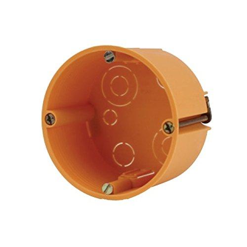 UNITEC 41607 Hohlwand-Schalterdose, Tiefe-40 mm, 10 Stück