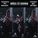 Niños de barrio (feat. Sanvi) [Explicit]