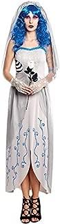 Disfraz de Novia Cadáver Blue Mujer (Talla L) Halloween
