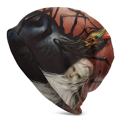 leyhjai Circa Survive Unisex Adult Knit Hats Gorro Beanie Winter Warm Printing Skull Cap Negro