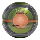Pokémon 2020 Summer Poke Ball Tin Dusk Ball   3 Booster Packs   Each XY Series Pack Contains 10 Cards   Genuine Cards, Multicolor