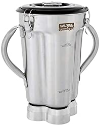 Stainless Steel Container for Waring blender, model no. CAC72