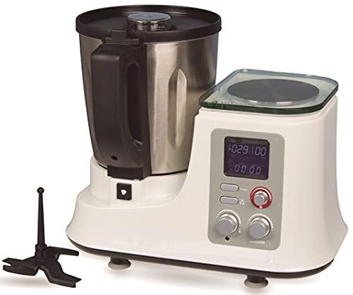 BEST DIRECT Chef O Matic / Robot da Cucina / 1200 W / 11 Programmi / 2 Litri