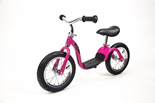 Kazam Girl's KZ2 No Pedal Balance Bike - Pink, 2 - 5 Years by Kazam