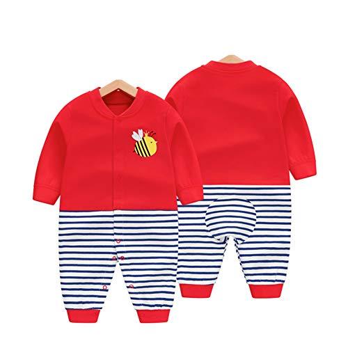 Vestiti del Bambino Neonato Unisex Set Baby Onesies Primavera e Autunno da Uomo e da Donna Bambino Autunno Pigiama Manica Lunga One Piece ottimale qualità Cotone Classe A