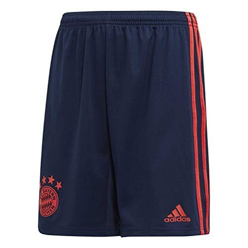 adidas Kinder Fc Bayern 3 Shorts, Conavy/Brired, 176, DW7398
