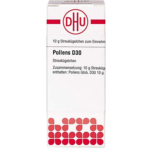 DHU Pollens D30 Streukügelchen, 10 g Globuli