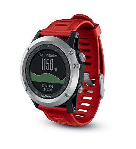 Garmin fenix 3 GPS Sport Watch per esterni con navigatore