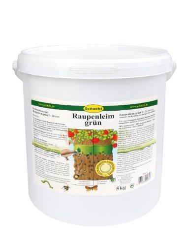 Schacht Raupenleim grün 5 kg