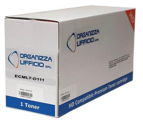 Organizza Ufficio Toner I-MLT-D111S/L, Compatibile con Samsung Xpress M2026 - M2026W. Alta capacità Stampa Fino a ***1.800*** Pagine al 5% di Copertura.