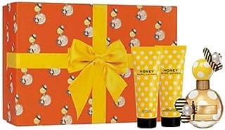 Honey Gift Set by Marc Jacobs for Women - Eau de Parfum, 100ml, 3 Count