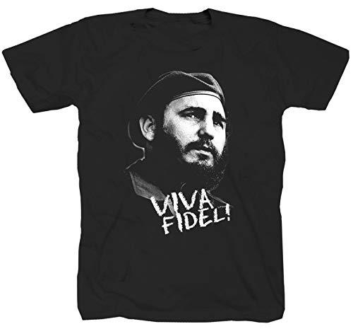 Camiseta de Fidel Castro