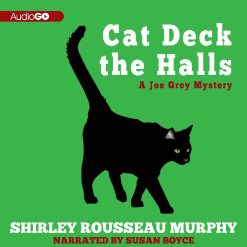 Cat Deck the Halls audiobook cover art