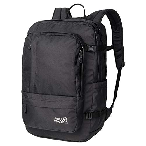 Jack Wolfskin Trooper Rucksack, Black, ONE Size