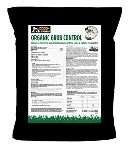 The Andersons Organic Grub Control - Covers Up to 4,100 sq ft...