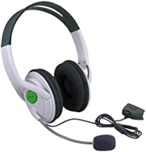 MarchMore Hydra Performance Compatible with Xbox 360 Wireless Controller Headset Headphone Mic