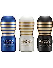 TENGA テンガ 新プレミアムテンガ 3種セット スタンダード ソフト ハード